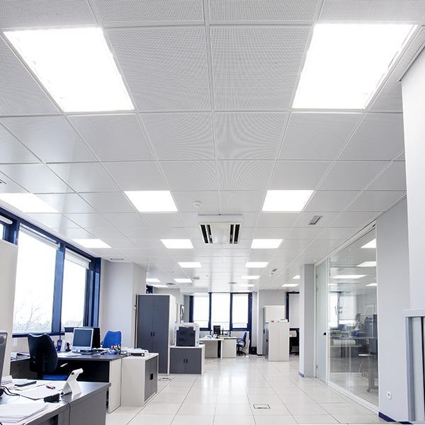 Oficina tomsa destil for Iluminacion led oficinas
